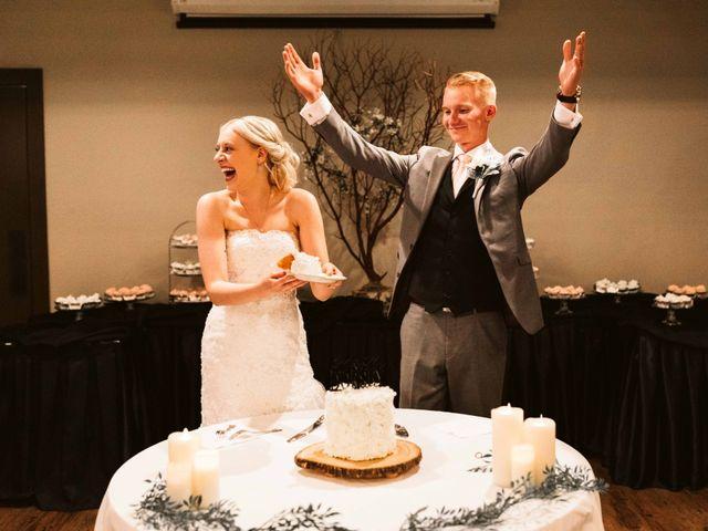 Jason and Kyla's Wedding in Vancouver, Washington 45