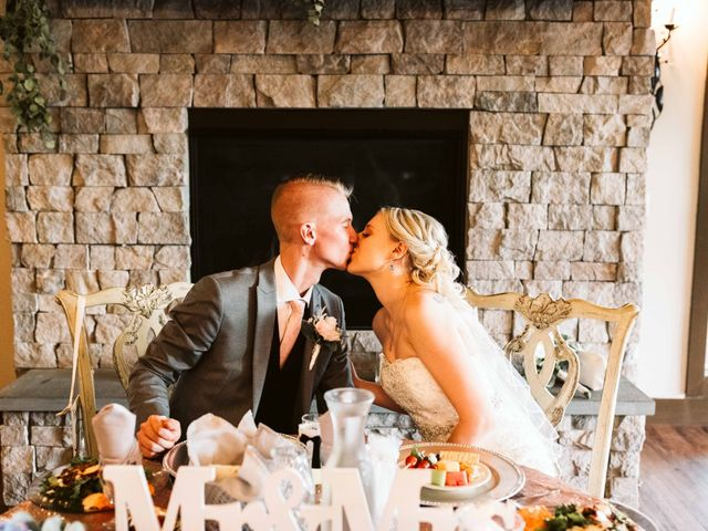 Jason and Kyla's Wedding in Vancouver, Washington 54