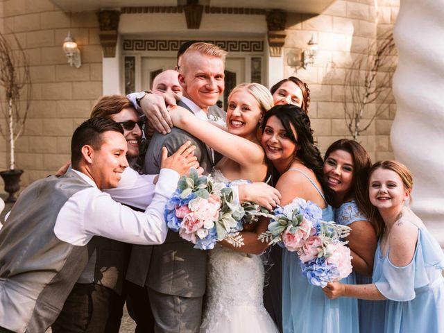Jason and Kyla's Wedding in Vancouver, Washington 61