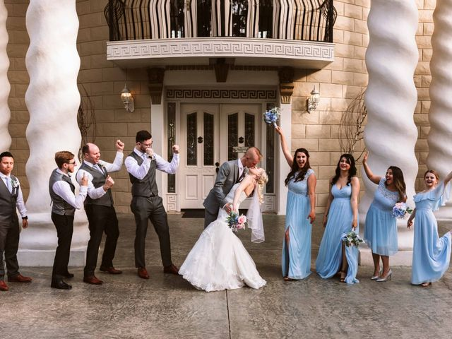 Jason and Kyla's Wedding in Vancouver, Washington 62