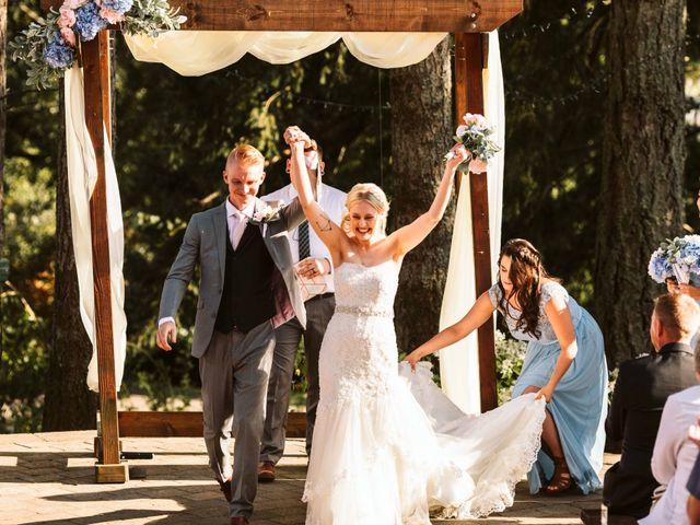 Jason and Kyla's Wedding in Vancouver, Washington 65