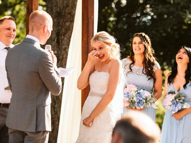 Jason and Kyla's Wedding in Vancouver, Washington 67
