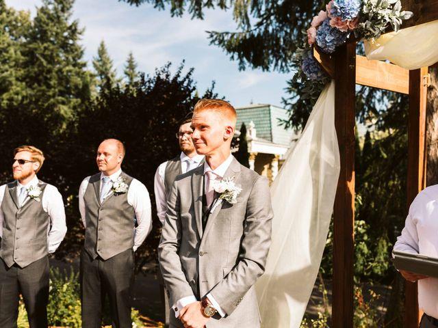 Jason and Kyla's Wedding in Vancouver, Washington 76