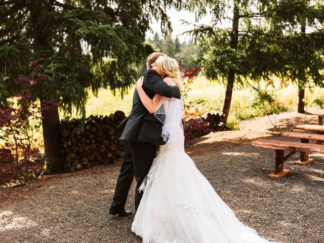 Jason and Kyla's Wedding in Vancouver, Washington 83