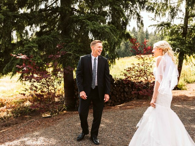 Jason and Kyla's Wedding in Vancouver, Washington 84