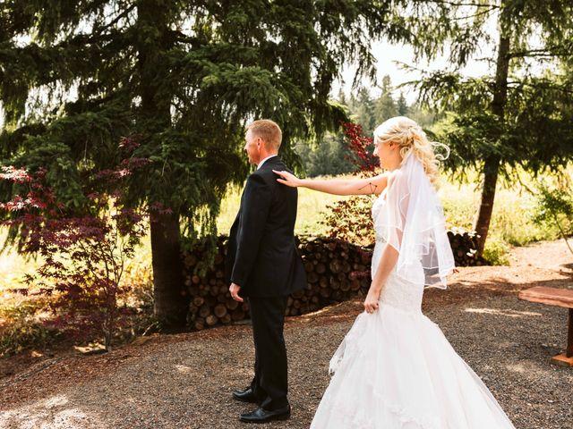 Jason and Kyla's Wedding in Vancouver, Washington 85