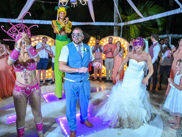 Damon and Ellie's Wedding in Punta Cana, Dominican Republic 3