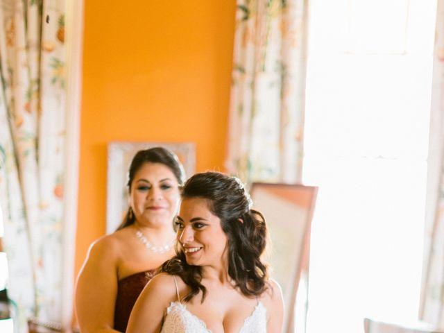 Jason and Rebekah's Wedding in Galveston, Texas 18