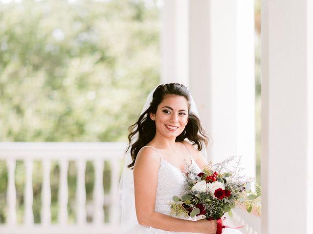 Jason and Rebekah's Wedding in Galveston, Texas 26