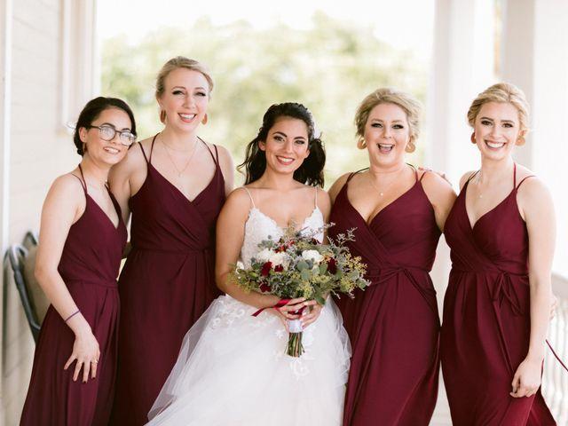 Jason and Rebekah's Wedding in Galveston, Texas 32