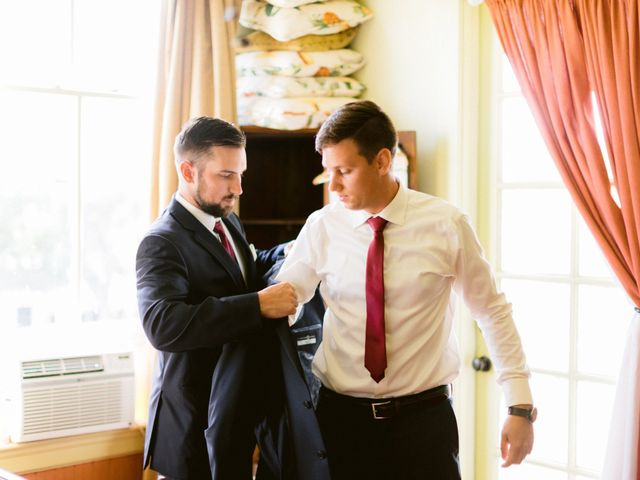 Jason and Rebekah's Wedding in Galveston, Texas 44