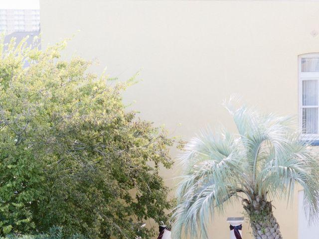 Jason and Rebekah's Wedding in Galveston, Texas 54