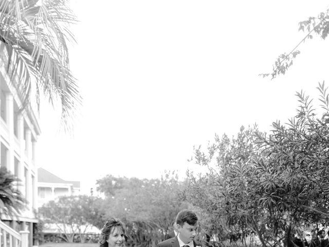 Jason and Rebekah's Wedding in Galveston, Texas 56