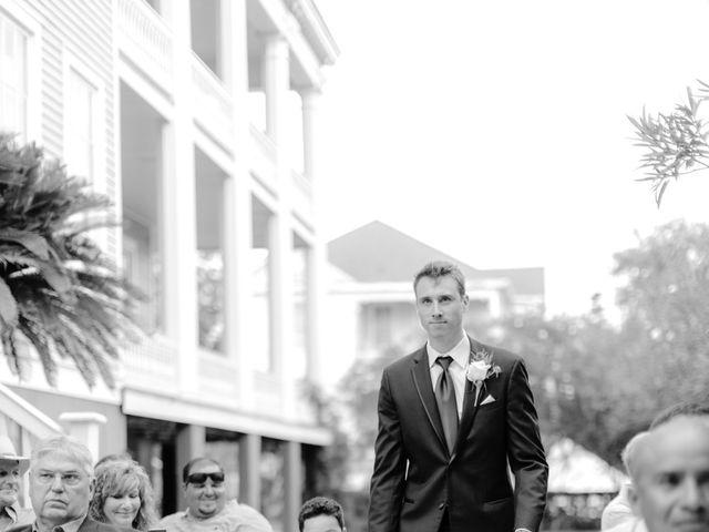 Jason and Rebekah's Wedding in Galveston, Texas 57