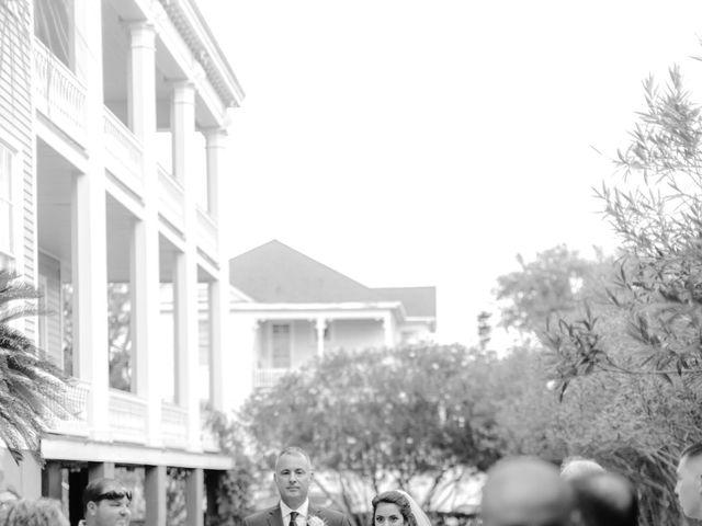 Jason and Rebekah's Wedding in Galveston, Texas 59