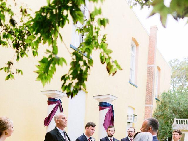 Jason and Rebekah's Wedding in Galveston, Texas 61