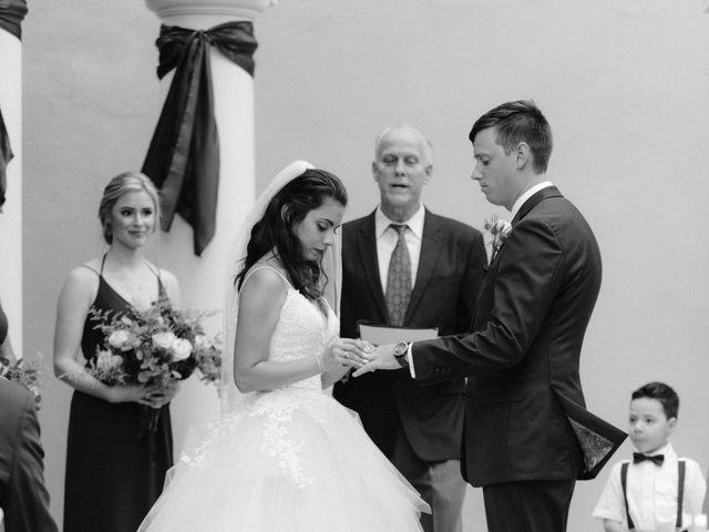 Jason and Rebekah's Wedding in Galveston, Texas 62