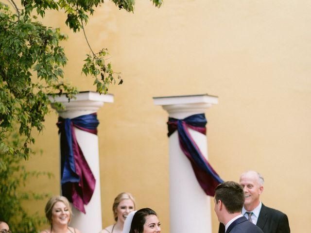 Jason and Rebekah's Wedding in Galveston, Texas 63