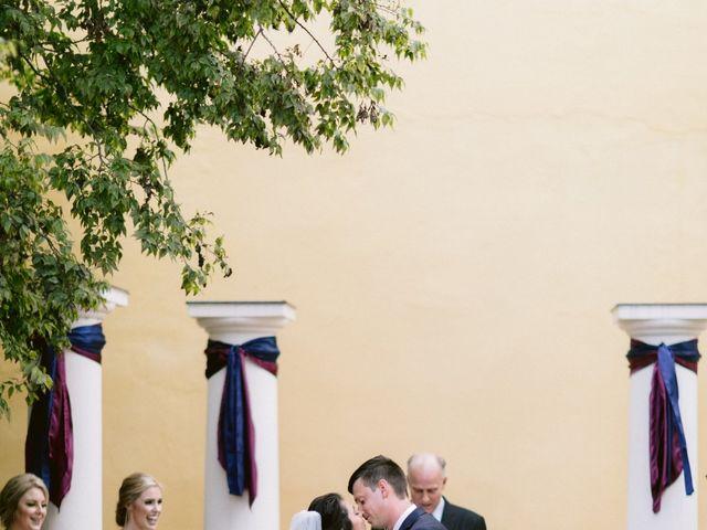 Jason and Rebekah's Wedding in Galveston, Texas 67