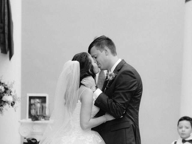Jason and Rebekah's Wedding in Galveston, Texas 68