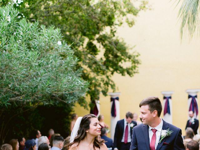 Jason and Rebekah's Wedding in Galveston, Texas 70