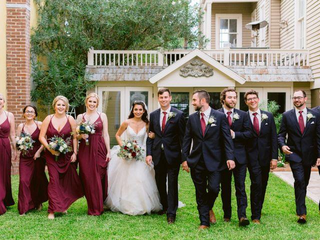 Jason and Rebekah's Wedding in Galveston, Texas 71