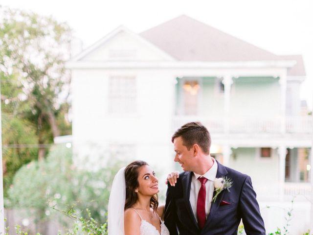 Jason and Rebekah's Wedding in Galveston, Texas 72