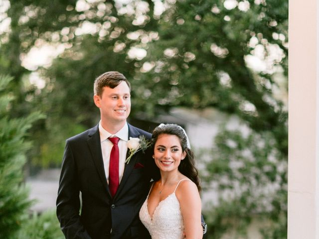 Jason and Rebekah's Wedding in Galveston, Texas 73