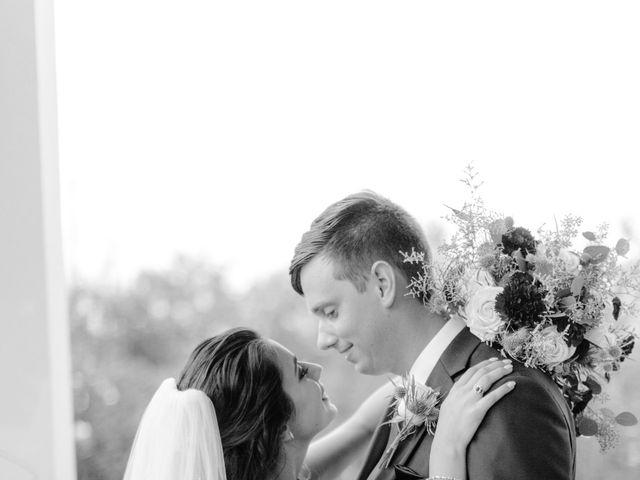 Jason and Rebekah's Wedding in Galveston, Texas 74