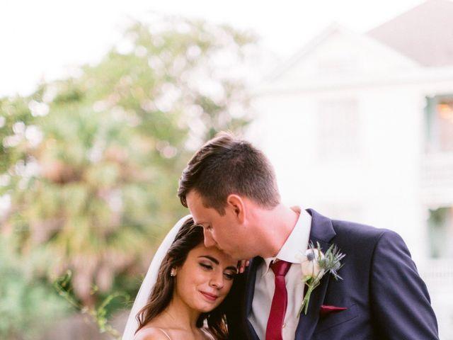 Jason and Rebekah's Wedding in Galveston, Texas 75