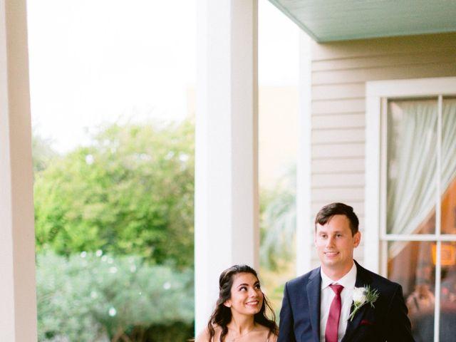 Jason and Rebekah's Wedding in Galveston, Texas 77