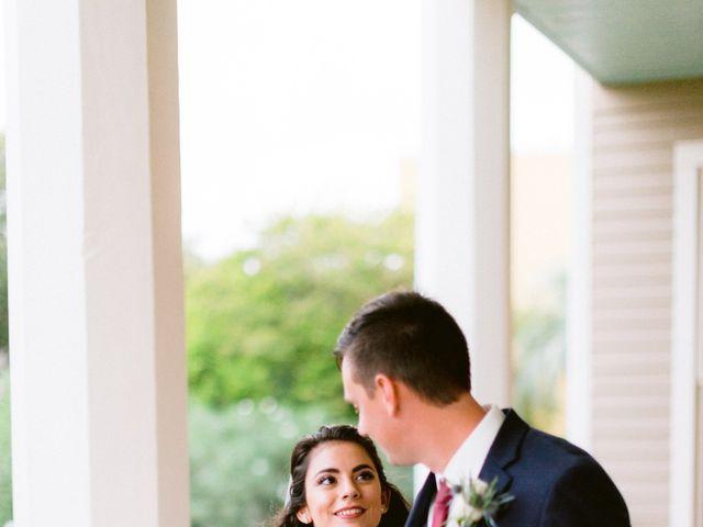 Jason and Rebekah's Wedding in Galveston, Texas 78