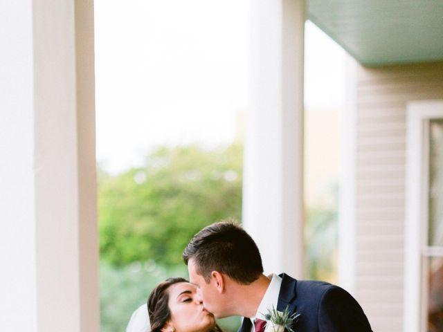Jason and Rebekah's Wedding in Galveston, Texas 79
