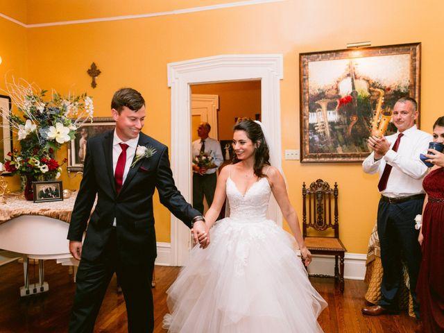 Jason and Rebekah's Wedding in Galveston, Texas 83
