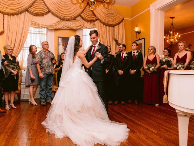 Jason and Rebekah's Wedding in Galveston, Texas 87