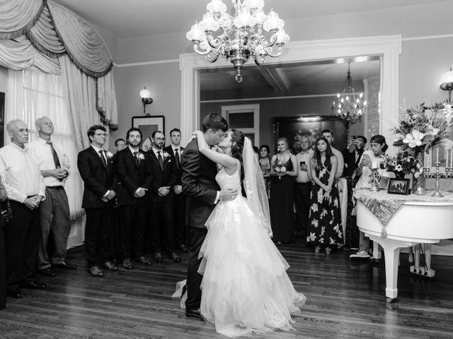 Jason and Rebekah's Wedding in Galveston, Texas 89