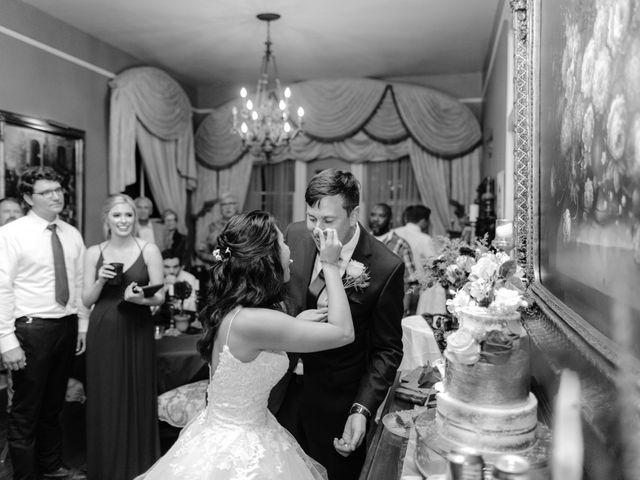 Jason and Rebekah's Wedding in Galveston, Texas 92