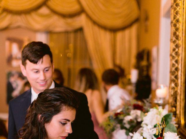 Jason and Rebekah's Wedding in Galveston, Texas 93