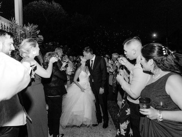 Jason and Rebekah's Wedding in Galveston, Texas 98