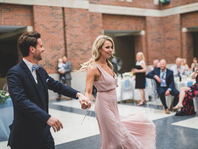 Jill and Jillian's Wedding in Detroit, Michigan 10