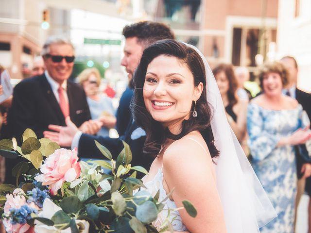 Jill and Jillian's Wedding in Detroit, Michigan 1