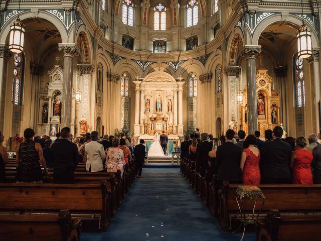 Jill and Jillian's Wedding in Detroit, Michigan 15