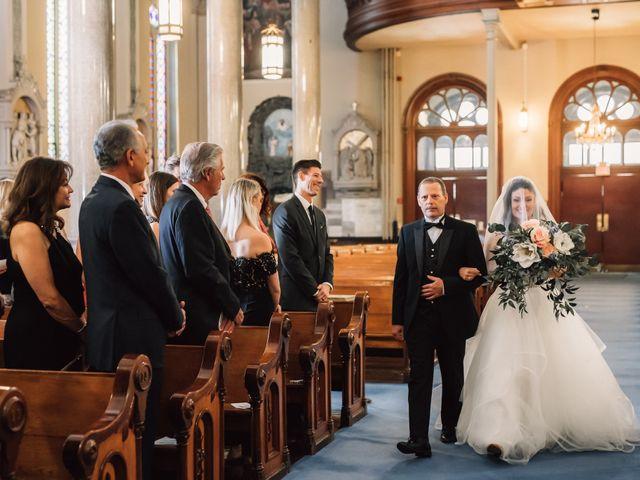 Jill and Jillian's Wedding in Detroit, Michigan 17