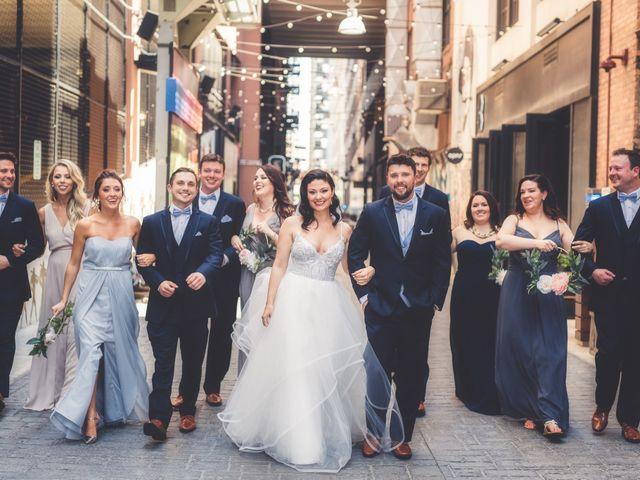 Jill and Jillian's Wedding in Detroit, Michigan 29