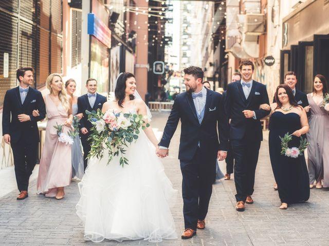 Jill and Jillian's Wedding in Detroit, Michigan 2