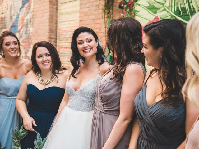 Jill and Jillian's Wedding in Detroit, Michigan 30