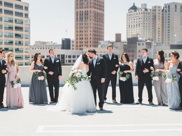 Jill and Jillian's Wedding in Detroit, Michigan 33