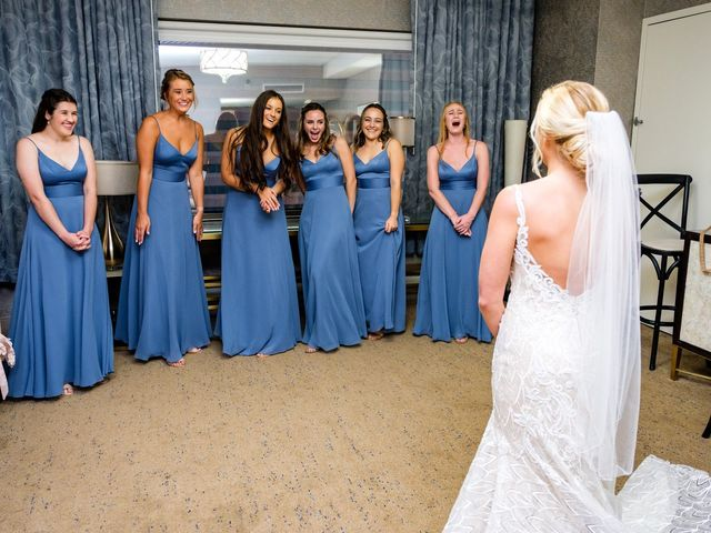 Mitchell and Madison's Wedding in Itasca, Illinois 8