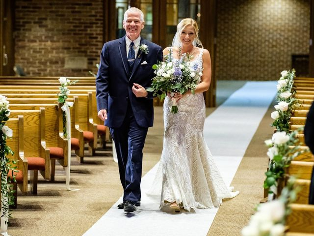 Mitchell and Madison's Wedding in Itasca, Illinois 11