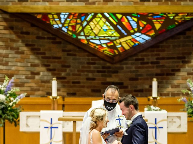 Mitchell and Madison's Wedding in Itasca, Illinois 13